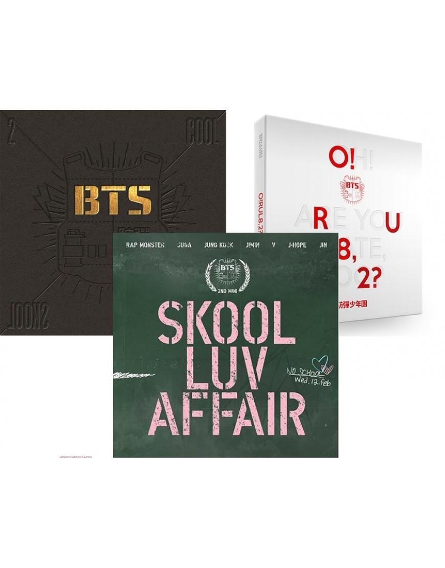 Combo BTS (3CD) popup