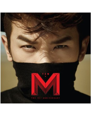 Shin Hwa: Lee Min Woo-The 10th Anniversary Album [M+TEN]