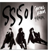 SS501 - Special Mini Album : U R Man