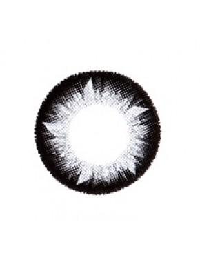 CIRCLE LENS DIAMOND BLACK