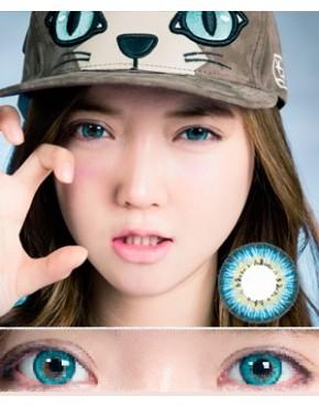 Circle Lenses Glam Slam - Blue