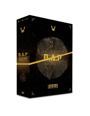 B.A.P - B.A.P LIVE ON EARTH PACIFIC