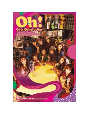 Girls Generation Vol.2 - Oh!