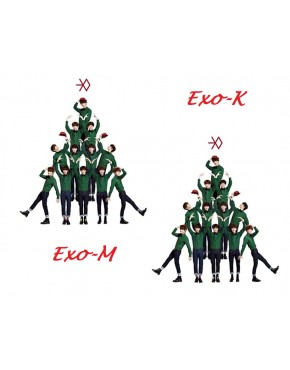 COMBO EXO - Miracles in December (Korean Ver + Chinese Ver)