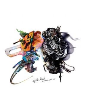 Epik High - Vol.5 [Pieces, Part One]_Reissue