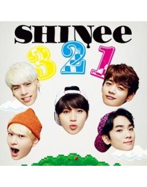 SHINee- 3 2 1 [Tipo A- Edição Limitada]