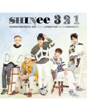 SHINee- 3 2 1 [Edição Regular ]