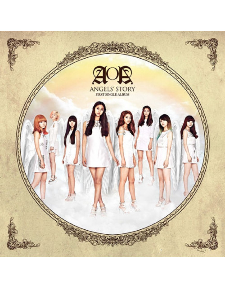 AOA - Single Album Vol.1 [Angels` Story] popup