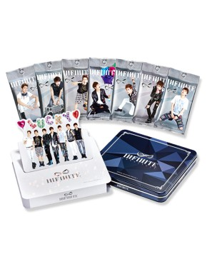 Infinite - Official Card Collection Vol.1(Limited Edition)