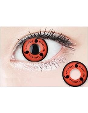 Circle Lens Naruto Sharigan