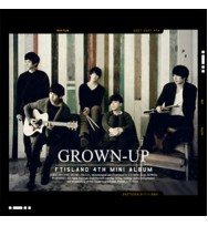 FTISLAND - Mini Album Vol.4 [Grown-up]