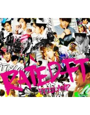 FTISLAND- RATED-FT [COM DVD, TIPO A]