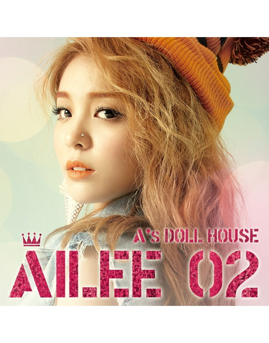 Ailee - Mini Album Vol.2 [A`s Doll House Ailee 02]   popup