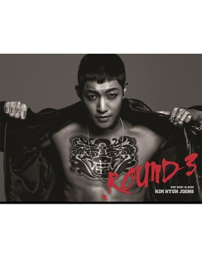 Kim Hyun Joong - Mini Album Vol.3 [Round 3]