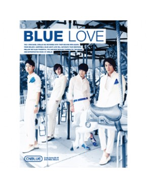 CNBLUE - Mini Album Vol.2 [Bluelove]