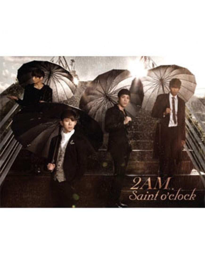 2AM - Vol.1 [Saint o`clock] Special Limited Edition  popup