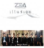 ZE:A(Children of Empire) - Illusion (Special Album)