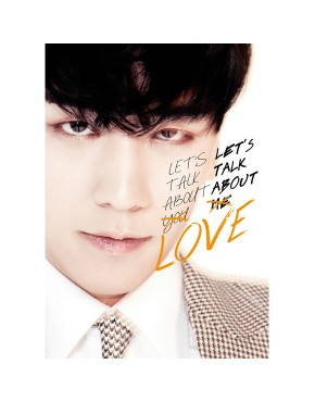 Big Bang : Seung Ri - Mini Album Vol.2 [LETS TALK ABOUT LOVE] (ORANGE&SILVER Ver.)