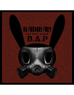 B.A.P - Mini Album Vol.3 [Badman]
