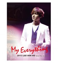Lee Min Ho - 2013 Global Tour in Seoul [MY EVERYTHING] (2DVD)