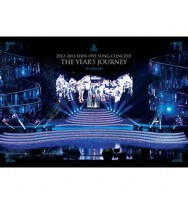 Shin Hwa:Shin HyeSung-2012~2013 Concert [THE YEAR`S JOURNEY](+1st Live 2CD)