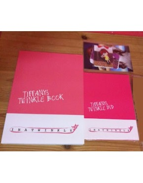 Girl's Generation TIFFANY Photobook (In a Twinkle)