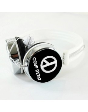 HEADPHONE BIG BANG G-DRAGON COUP D'ETAT