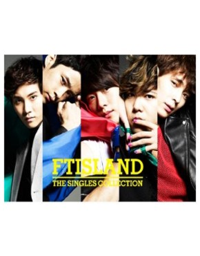 FTISLAND - Japan Import Edition [THE SINGLES COLLECTION]