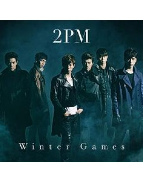 2PM- Winter Games [Tipo B -Limitado]