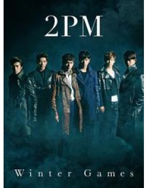 2PM- Winter Games [Tipo A- Limitado]