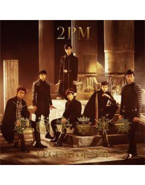 2PM- Legend Of 2PM [Edição Regular ]