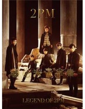 2PM- Legend Of 2PM [Tipo A- Limitado]