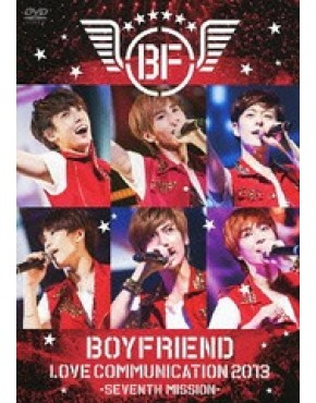 BOYFRIEND Love Communication 2013 -Seventh Mission- [Regular Edition]