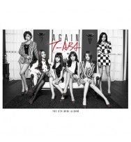 T-ara - Mini Album Vol.8 [AGAIN]