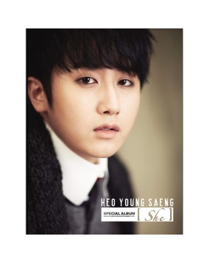 SS501  Heo Young Saeng - Special Album [She]