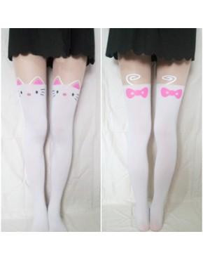 Meia Calça Hello Kitty