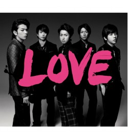Arashi - Vol.12 [LOVE] (Limited Edition)