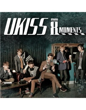 U-KISS - Mini Album Vol. 8 [Moments]