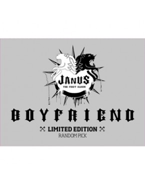 Boyfriend - Vol.1 [Janus] Special Edition