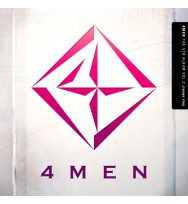 Four Men - Mini Album Vol.5 [(vol.2)Thank You] CD