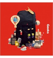 Geeks - Vol.1 [Backpack]