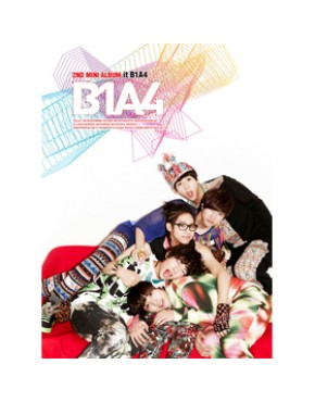 B1A4 - Mini Album Vol.2 [it B1A4]