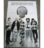 BigBang - 4th Mini Album OFICIAL POSTER