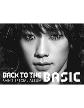 Rain : Special AlBum - BACK TO THE BASIC