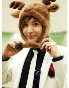 Touca Alce Super Junior Leeteuk