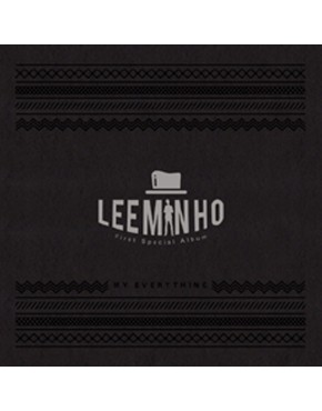 Lee Min Ho - First Special Album [My Everything] (CD+DVD)