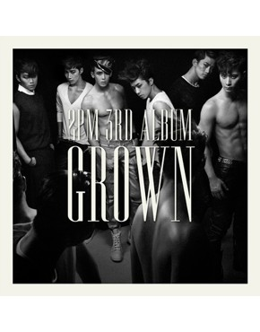 2PM - Vol.3 [Grown] (B Ver.)