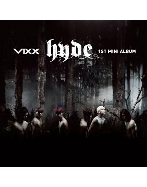 VIXX - Mini Album Vol1 [hyde] CD
