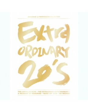 BIGBANG 1st PHOTOGRAPH COLLECTION [Extraordinary 20`s] (Repackage)