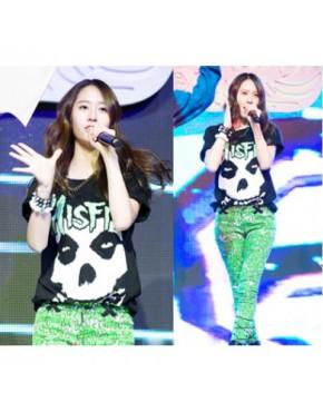 Camiseta F(X) Krystal Misfits